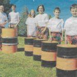 Les p'tits tambours du Bronks